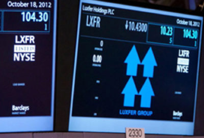 Luxfer Group floats on NYSE