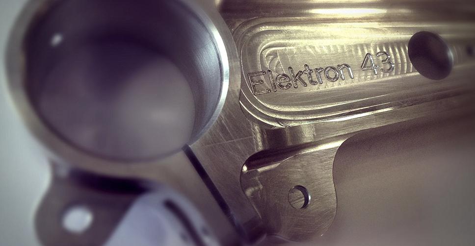 Elektron 43 Lightweight Magnesium Extrusion