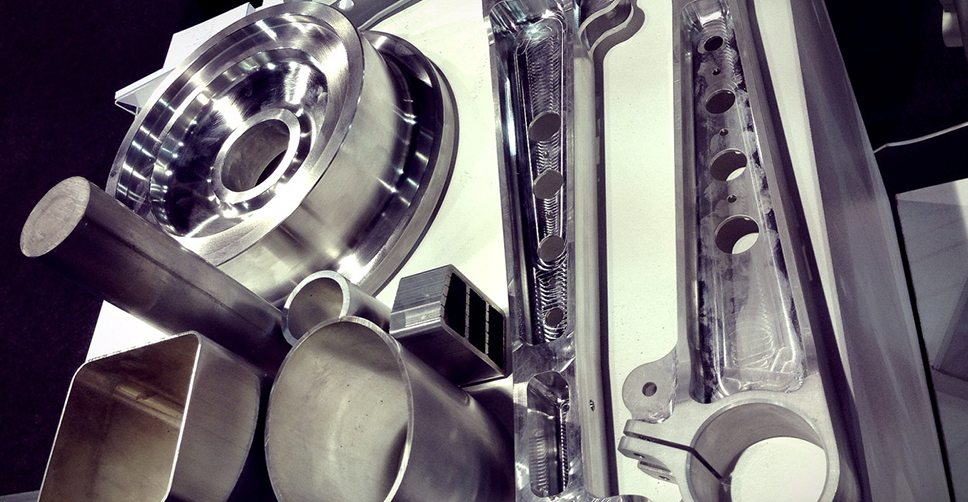 Machined Magnesium Extrusions