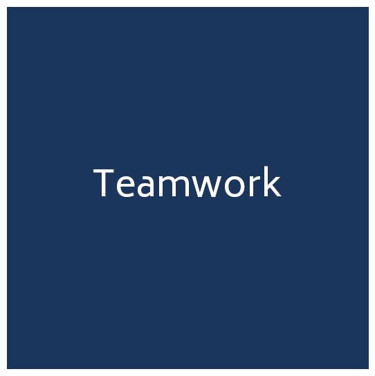 Luxfer teamwork