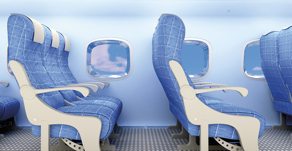 aircraft interior seats