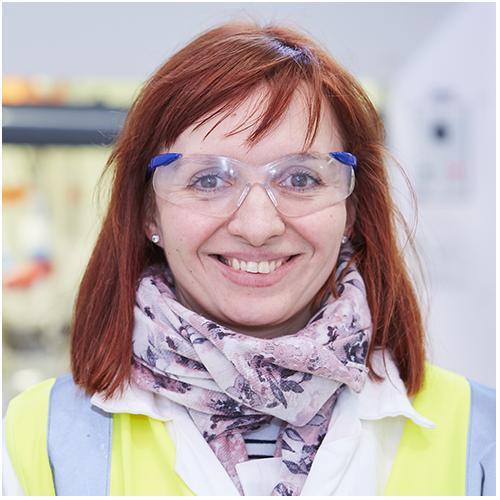 Iryna Chepurna – Research and Development